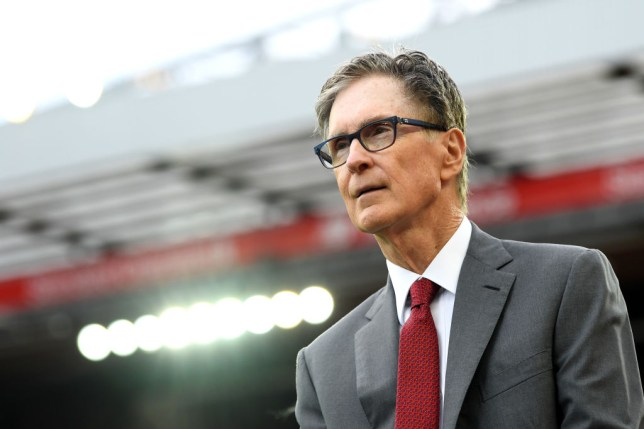 LIVERPOOL, ENGLAND - AUGUST 09: John W. Henry, owner of Liverpool ahead of the Premier League match between Liverpool FC and Norwich City at Anfield on August 09, 2019 in Liverpool, United Kingdom. (Photo by Michael Regan/Getty Images)