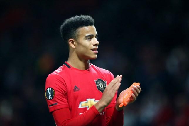 Mason Greenwood has enjoyed a breakthrough season at Manchester United