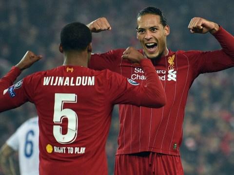 Ryan Babel heaps praise on 'incredible' Liverpool duo Virgil van Dijk and Gini Wijnaldum