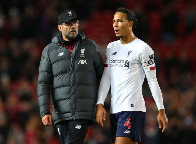 Jurgen Klopp is reportedly looking for a new defensive partner for Virgil van Dijk at Liverpool