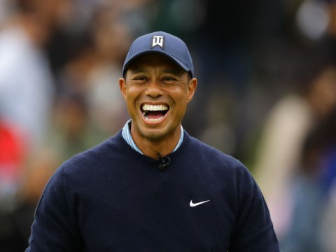 Tiger Woods reveals his passion for darts: 'It's great fun to watch!'