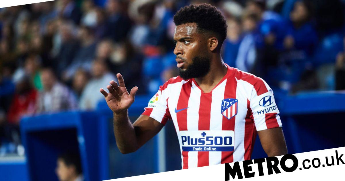 Man Utd and Arsenal target Thomas Lemar set to be offloaded by Atletico Madrid
