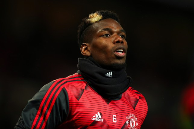 Paul Pogba has failed to tie down a regular position (Picture: Getty)
