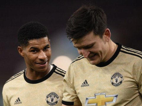 Manchester United captain Harry Maguire names Marcus Rashford as the most talented player he's ever played with