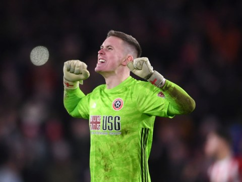 Axel Tuanzebe makes prediction for Dean Henderson's Manchester United return