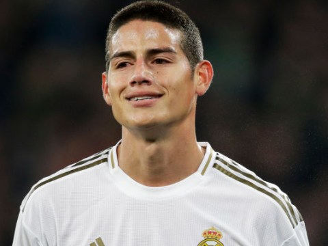 James Rodriguez has pick of Everton, Arsenal or Wolves transfer move
