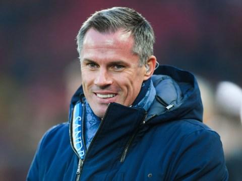 Jamie Carragher names Premier League team of the season
