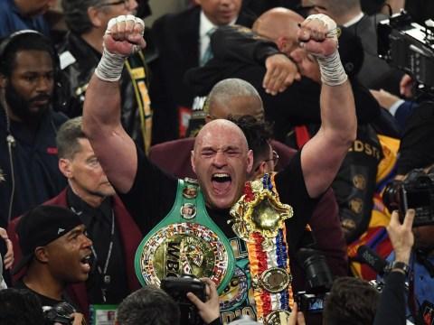 Tyson Fury will destroy Anthony Joshua like he did Deontay Wilder, predicts Frank Warren
