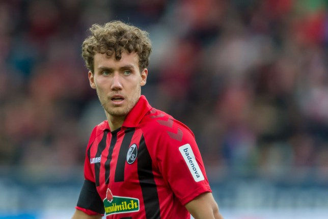 Chelsea are ready to make a move for Freiburg striker Luca Waldschmidt