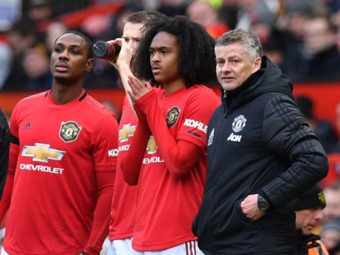 Werder Bremen declare interest in snapping up Manchester United youngster Tahith Chong