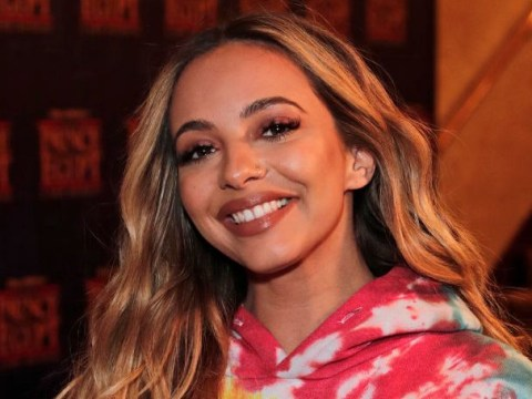 Little Mix's Jade Thirlwall 'bricked it' through Aladdin audition for Guy Ritchie in his front room