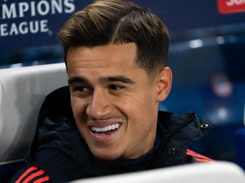 Barcelona to offer Philippe Coutinho to Arsenal in £75million transfer or on loan