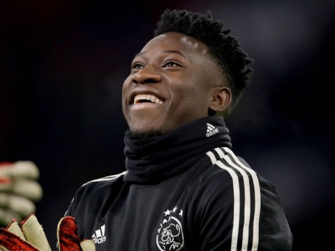 Chelsea target Andre Onana hints at transfer after appearing to say goodbye to Ajax