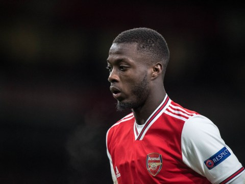 Arsenal 'flop' Nicolas Pepe is being played out of position, says Stewart Robson