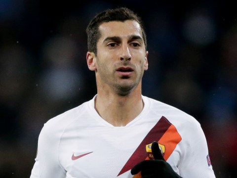 Roma manager Paulo Fonseca speaks out after Arsenal set price for Henrikh Mkhitaryan