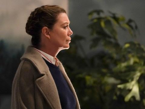Grey's Anatomy star Ellen Pompeo insists iconic Meredith scene was not 'empowering'