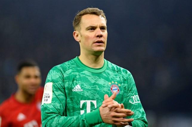 Chelsea have expressed interest in signing Bayern Munich goalkeeper Manuel Neuer