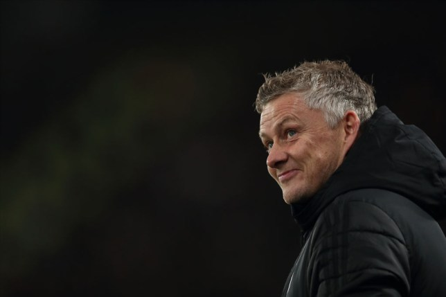DERBY, ENGLAND - MARCH 05: Manchester United manager / head coach Ole Gunnar Solskjaer during the FA Cup Fifth Round match between Derby County and Manchester United at Pride Park on March 5, 2020 in Derby, England. (Photo by James Williamson - AMA/Getty Images)
