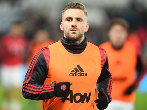 Scott McTominay and Jesse Lingard 'setting the benchmark' in Manchester United fitness challenges, says Luke Shaw