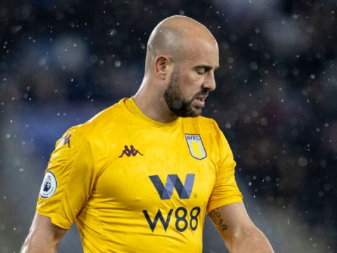 Pepe Reina reveals he 'ran out of oxygen for 25 minutes' in horror battle with coronavirus