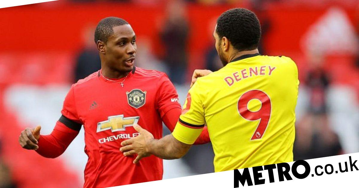 Troy Deeney 'lost his head' with Odion Ighalo against Man Utd - Metro.co.uk