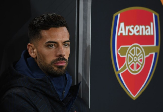 Pablo Mari insists he wants to stay at Arsenal