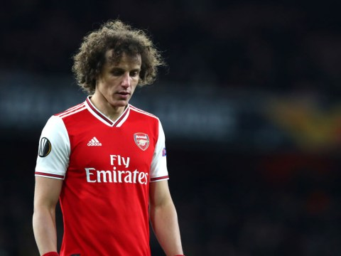 Arsenal defender David Luiz admits he wants to go back to Benfica