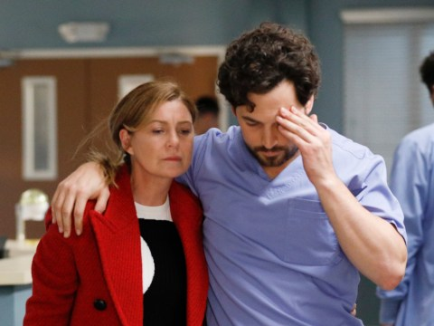 Grey's Anatomy's Giacomo Gianniotti says family experience prepared him for DeLuca's Bipolar storyline