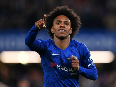 Willian 'free to negotiate' with Arsenal and Tottenham as Chelsea contract talks stall
