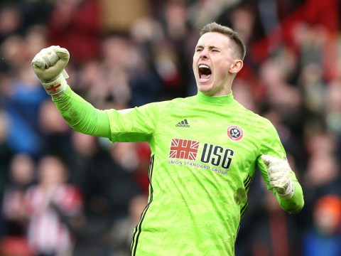 Manchester United chiefs make decision on Dean Henderson's future