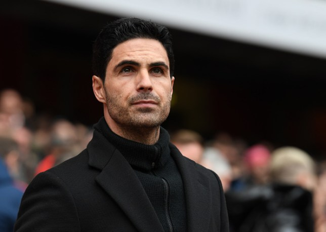 Mikel Arteta spent five years as a player at Arsenal (Picture: Getty)