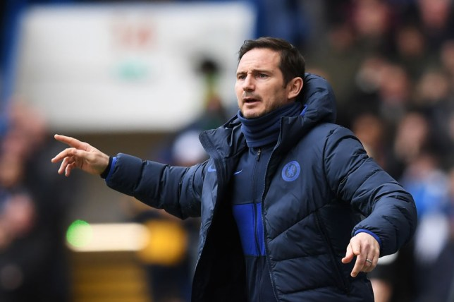 Frank Lampard has built his new-look Chelsea side around a clutch of academy graduates