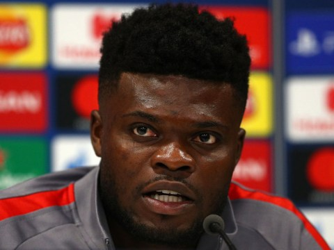 Thomas Partey's agents apologise over Arsenal and Manchester United transfer hint