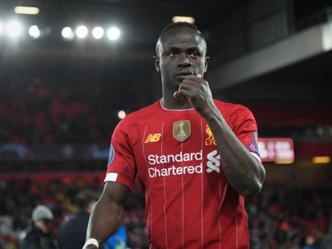 Sadio Mane told he may have to leave Liverpool by Diomansy Kamara