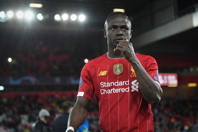 Sadio Mane has outlined his ambition to win the Ballon d'Or