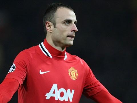 Dimitar Berbatov names Manchester United team-mate Nemanja Vidic as toughest opponent