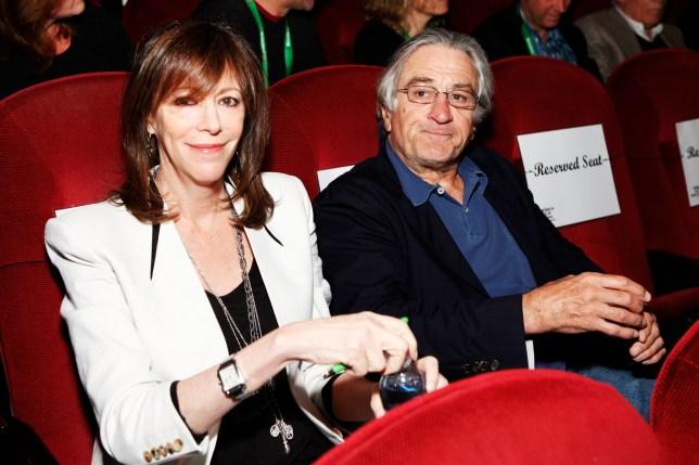 Tribeca Film Festival Co-Founders Jane Rosenthal and Robert De Niro