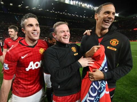 Robin van Persie reveals conversation with Wayne Rooney before Manchester United wondergoal vs Aston Villa