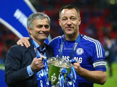 John Terry reveals Jose Mourinho's Chelsea team talks before facing Liverpool