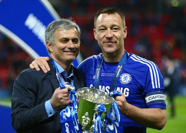 John Terry has opened up on how Jose Mourinho approached Chelsea's games against Liverpool