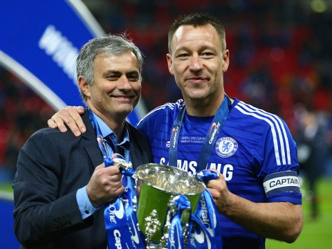 John Terry reveals what he told Chelsea board after Jose Mourinho was sacked