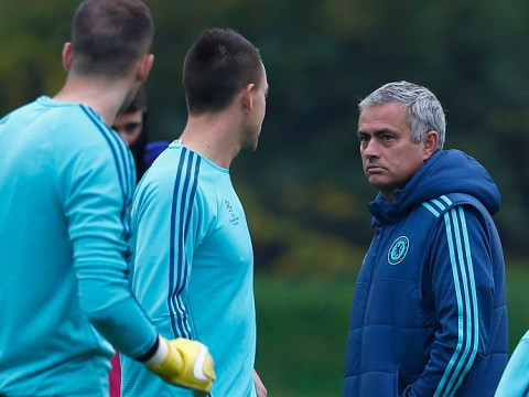 John Terry reveals Jose Mourinho threatened to sell him in front of Chelsea squad after bad training session
