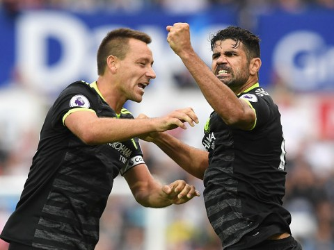 Chelsea legend John Terry names Diego Costa as the funniest team-mate he's ever had