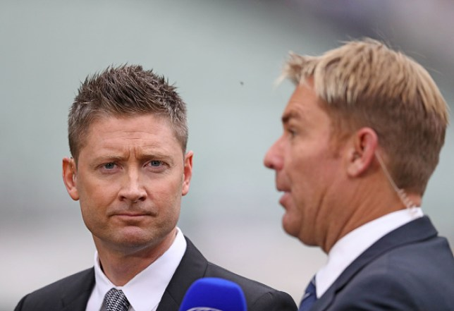 Michael Clarke claimed Australia 'sucked up' to India