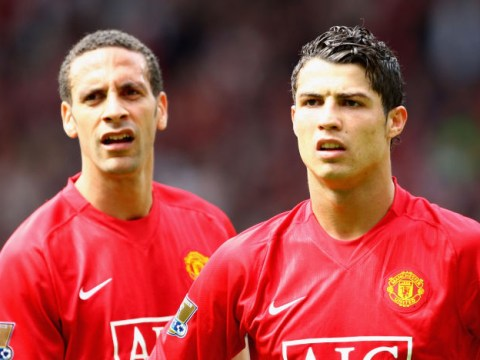 Rio Ferdinand claims ex-Manchester United teammate Cristiano Ronaldo still complains about not getting enough praise