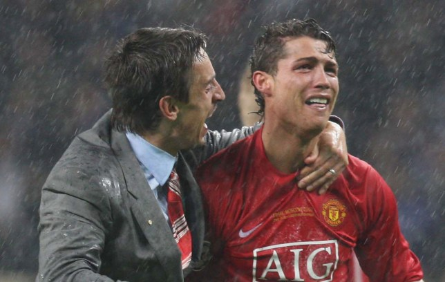Gary Neville Reveals Cristiano Ronaldo S Big Problem That Led To Man Utd Exit Metro News