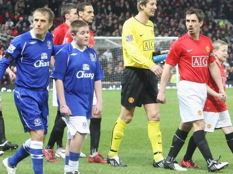 Phil Neville reveals Gary Neville blanked him in front of TV cameras on return to Manchester United