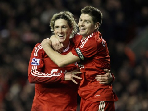 Steven Gerrard reveals why he preferred playing with Fernando Torres more than Luis Suarez