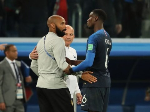 Man Utd star Paul Pogba supported Arsenal and idolised Thierry Henry