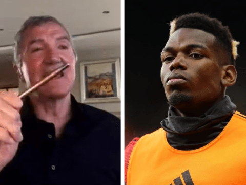 Graeme Souness responds to Paul Pogba's jibe as Jamie Carragher slams Manchester United star